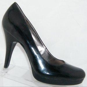 Alfani 'Maddy' black man made platform heels 8M